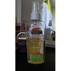 Palmers cocoa butter formula soothing oil