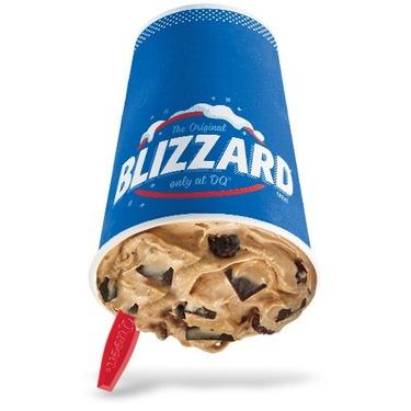 Dairy Queen Brownie Xtreme Blizzard
