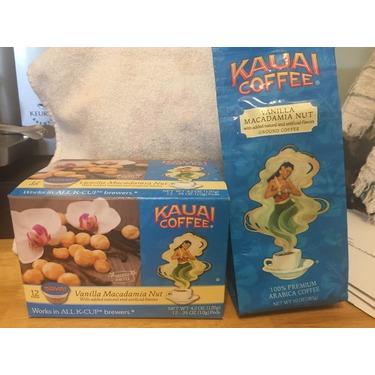Kauai Coffee Vanilla Macadamia Nut