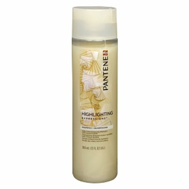 Pantene Blonde Expressions Daily Highlight Enhancing Shampoo