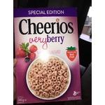 Cheerios Very Berry Special Edition