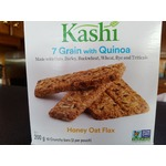 Kashi 7 grain with Quinoa Honey Oat Flax bars