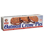 Little Debbie oatmeal cream pies