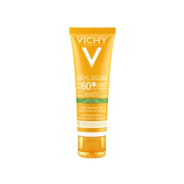 Vichy Idéal Soleil Anti-Shine Dry Touch Lotion SPF 60