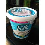 "Silk unsweetened coconut vanilla ""yogurt"""