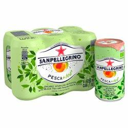 Sanpellegrino Pesca+tea