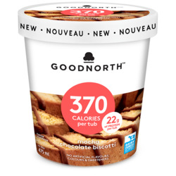 GOODNORTH Mocha Chocolate Biscotti