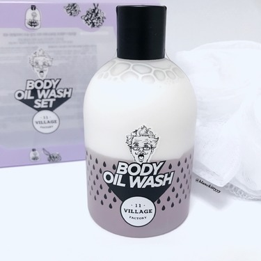Village 11 Factory Body Oil Wash reviews in Body Wash & Shower Gel