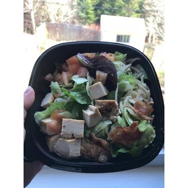 Wendys- Southwest Avocado Chicken Salad