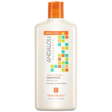 Andalou Argan Oil & Shea Shampoo