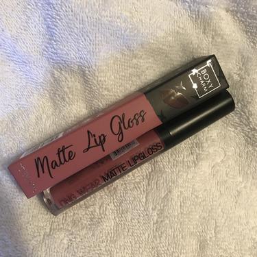 Beauty creations long wear matte lipgloss