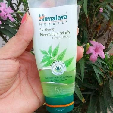 Himalaya neem facewash