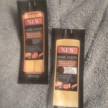 hair food shampoo