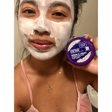 CLEAN & CLEAR® Acne Triple Clear Clay Mask