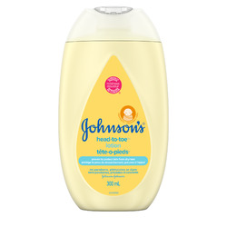 Johnson's® Head-to-Toe® Baby Lotion