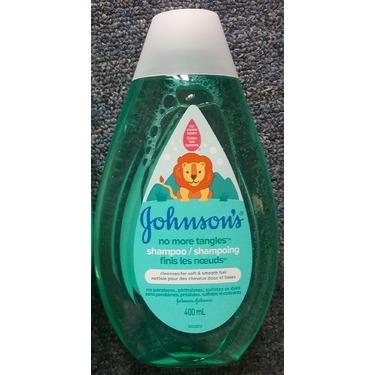 JOHNSON'S® NO MORE TANGLES® Shampoo