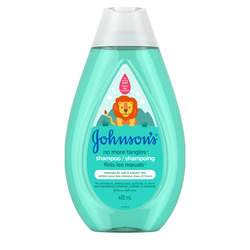 JOHNSON'S® NO MORE TANGLES® Shampoo