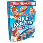 Kellogg's® Rice Krispies® with Red & Blue