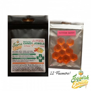 Medicated Candy Jewels