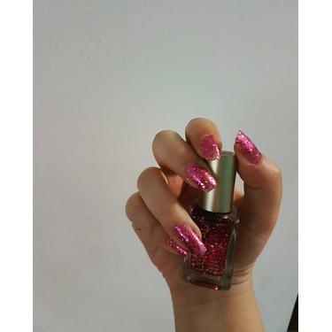 Loreal nail polish - pink party dress