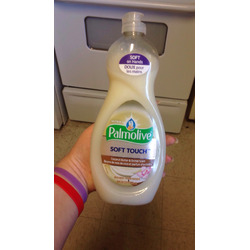 palmolive coconut butter & orchid dish liquid