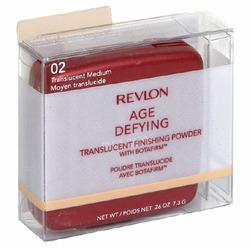 Revlon Age-Defying Translucent Finishing Powder with BotaFirm