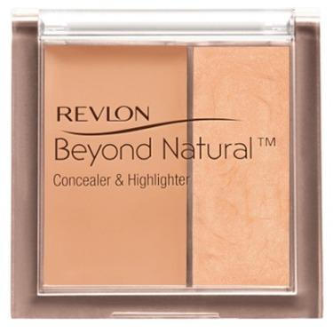 Revlon Beyond Natural Concealer & Highlighter