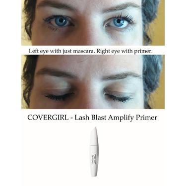 covergirl lash blast amplify eyelash primer