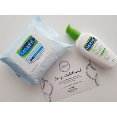 Gentle Makeup Removing Wipes by cetaphil #16