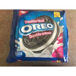 Oreo Double Stuffed Cookies