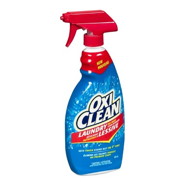 OxiClean Laundry Pre-Treat Stain Remover Spray