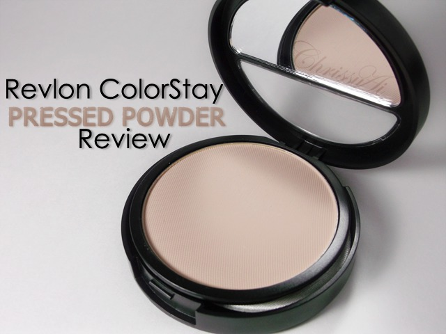Revlon Colorstay Pressed Powder Reviews In Powder
