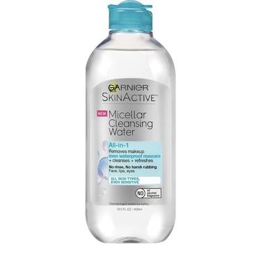 Garnier SkinActive Micellar Water all-in-1 Mattifying, Oily, Sensitive Formula