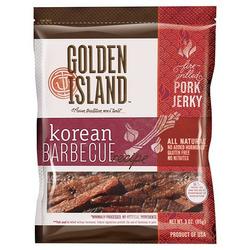 Golden Island Korean BBQ Pork Jerky