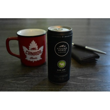 Kicking Horse Cold Brew Coffee
