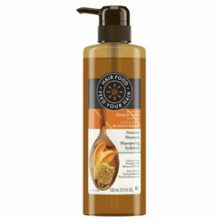 Hair Food Moisture Shampoo Infused With Honey and Apricot Fragrance