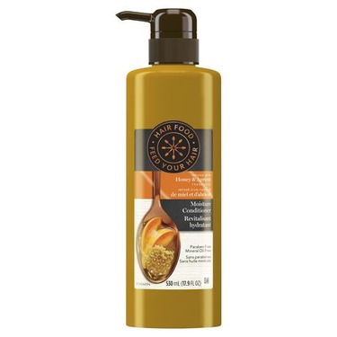Hair Food Moisture Conditioner Infused With Honey and Apricot Fragrance