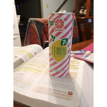 7 Up Lemon Sparkling Lemonade
