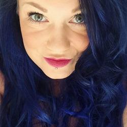 Manic Panic Amplified Semi Permenant Hair dye (Ultra Violet)