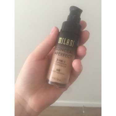 Milani 2 in 1 Foundation & Concealer