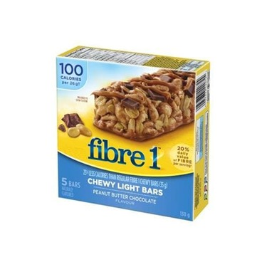 fibre 1 chewy Light Bars