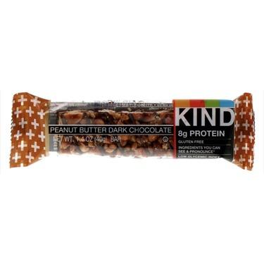 Kind dark chocolate peanut butter
