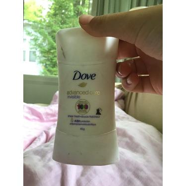 Dove Advanced Care Invisible Sheer Fresh Antiperspirant Stick