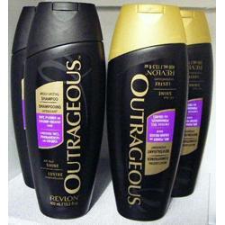 Revlon Outrageous Moisturizing Shampoo