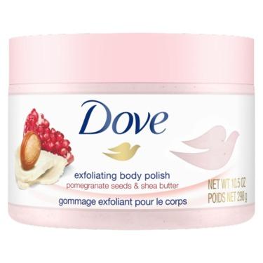 Dove Exfoliating Body Polish Pomegranate Seeds & Shea Butter