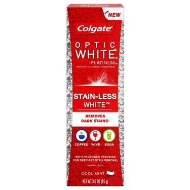 Colgate Optic White Stain-Less White Toothpaste
