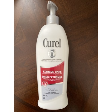 Curel Extreme Care Advanced Ceramide Complexe