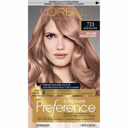 L'Oreal Paris Superior Preference Rose Blonde 723