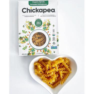 Chickapeapasta