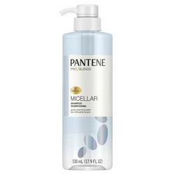 Pantene Micellar Gentle Cleansing Water Shampoo